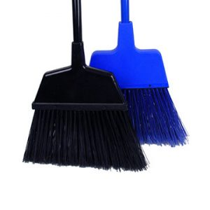 Lobby Brooms & Dust Pan